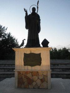 Statua S. Benedetto