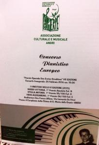 2 Programma di sala Concerto inaugurale