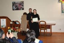Gaia Damiana Minervini Premio Speciale per il concorrente proveniente dalla località più distante
