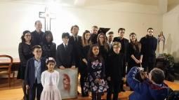 Gruppo dei premiati
