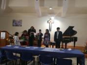 I premiati della VII edizione aprono col Concerto del 23 febbraio il Concorso.