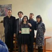 Iacovino Valeria 1° Premio Assoluto cat. F2