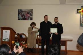 Marco Montella 1° Premio ex-aequo 95 su 100 cat. F2
