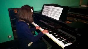 14 Maria esegue il suo Studio