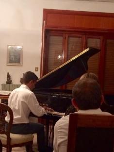 Bellissima l'esecuzione di questa Sonata di Muzio Clementi