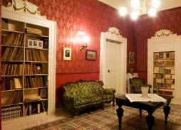 Biblioteca Mario Pilati, Palazzo Carafa di Maddaloni