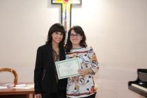 Garcia Posadas Irene 2° Premio con punti 92 su 100 - 0J7A6171