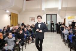 Mateusz Perz Primo Premio Assoluto IX edizione del Concorso