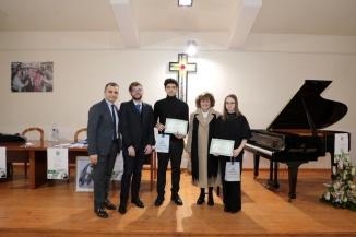 Papagna Pietro e Bista Aleksandra 1° Premio ex-aequo con punti 96 su 100 cat. F2 - 0J7A6209