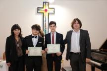 Stasi Lorenzo e Giuseppe Maria Nola 1° Premio ex-aequo con punti 97 su 100 cat. E 0J7A6103